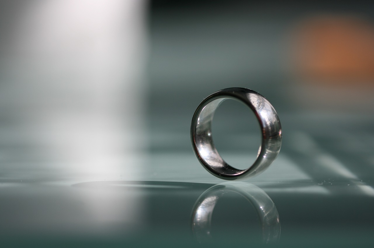 funeral ring